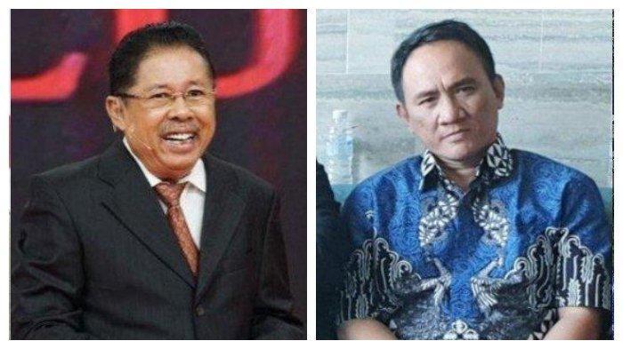 Berkonflik dengan Karni Ilyas terkait Tema ILC, Andi Arief Beri Somasi ke tvOne: Ini Urusan Pribadi