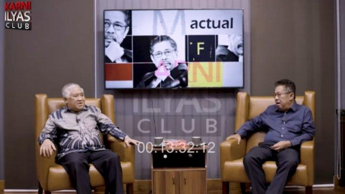Din Syamsuddin Bantah Pernah Usul Makzulkan Presiden, Karni Ilyas: Bukan ke Presiden yang Berkuasa?