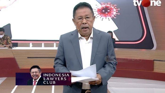 Umumkan ILC Berhenti Tayang, Karni Ilyas Sebut Diskusi Malam Ini Jadi Episode Perpisahan: Mohon Maaf