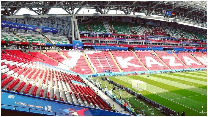Kazan Arena Jadi Saksi Kekalahan 3 Tim yang Diunggulkan dalam Piala Dunia 2018