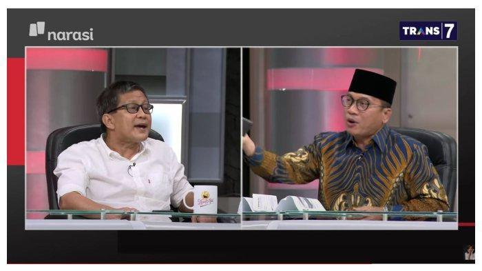 Analisa soal Haji Diprotes Anggota DPR, Rocky Gerung: Periksa Pikiran Pemerintah, Ngapain Usut Saya