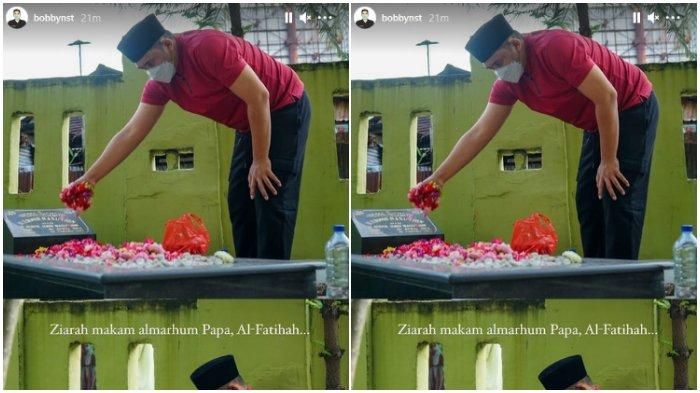 Kegiatan Bobby Nasution seusai resmi dilantik sebagai wali kota Medan, Jumat (26/2/2021).