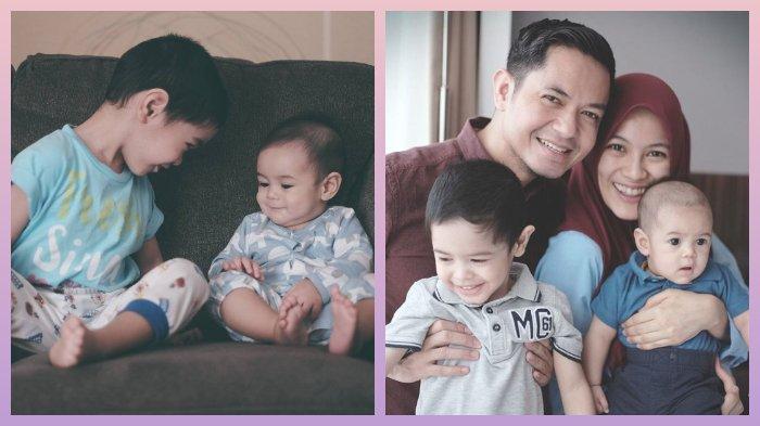 Keluarga Dude Harlino dan Alyssa Soebandono