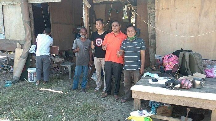 Kondisi Memprihatinkan, Keluarga Miskin di Aceh Tinggal Serumah dengan Sapi, Sekat Hanya Triplek