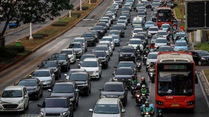 Dampak Positif Adanya PSBB di Ibu Kota, Jakarta Keluar dari 10 Besar Kota Termacet di Dunia