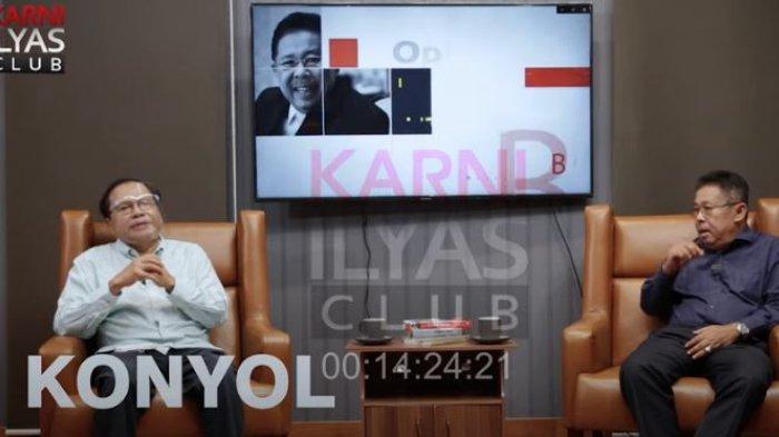 Gugatannya Ditolak, Rizal Ramil Sebut MK Konyol: Bukan Mahkamah Konstitusi, tapi Mahkamah Kekuasaan