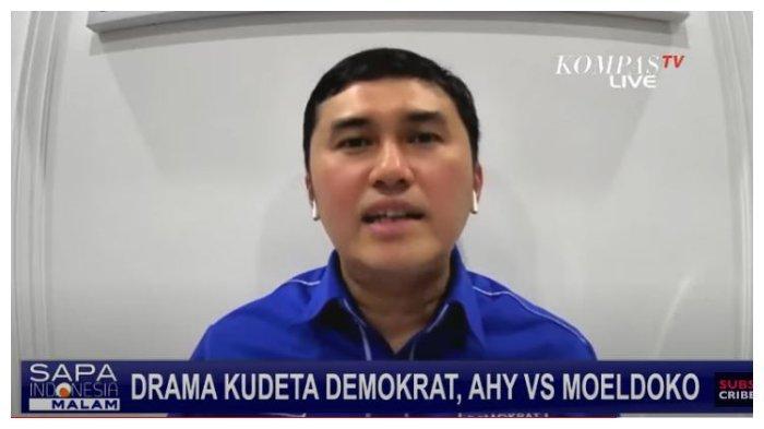 Herzaky Minta KLB Bodong Tak Diselenggarakan: Sudah Mantan Kader, Masih Mau Ikutan Urus Demokrat