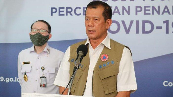 Ungkap Alasan Jawa Timur Memiliki Banyak Kasus Baru, Doni Monardo: Potensi Klaster Sangat Tinggi