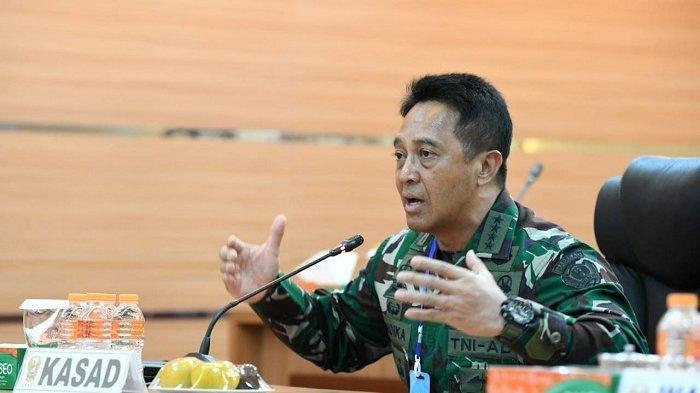 Sosok KSAD Jenderal Andika Perkasa dan KSAL Laksamana Yudo Margono, Kandidat Kuat Calon Panglima TNI