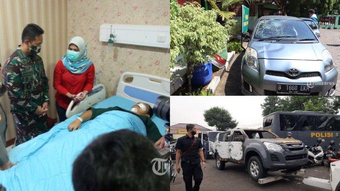 Cerita Korban Saksi Insiden Polsek Ciracas: Jelas di Depan Saya, Mereka Dilempar Besi, Jatuh Semua