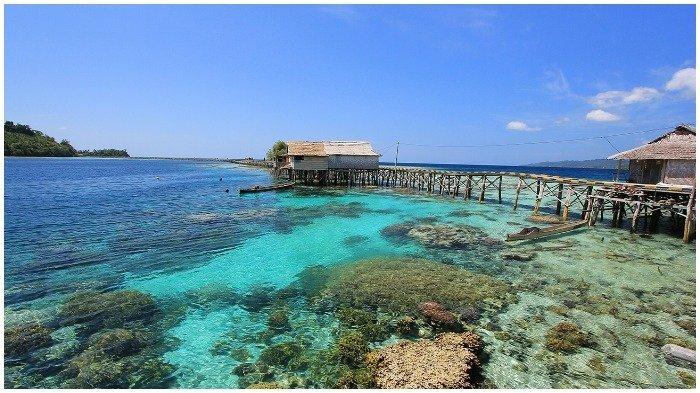 4 Pulau Cantik dan Tersembunyi di Indonesia, Cocok Jadi Tempat Pelarian dari Rutinitas Sehari-hari