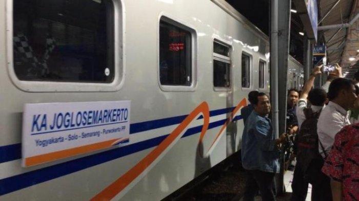 KA Joglosemarkerto Resmi Beroperasi Hari Ini 1 Desember 2018, Ini Jadwal dan Rutenya