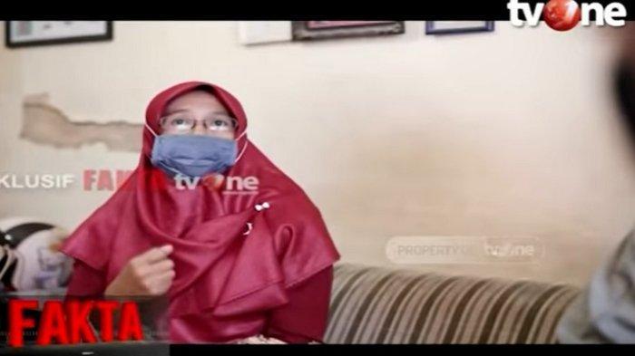 Kesaksian Yayat, ibunda Alfin Andrian, pelaku penusukan Syekh Ali Jaber, dalam acara Fakta, Senin (21/9/2020).