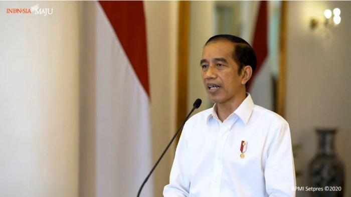 Telah Ditandatangani Jokowi, Lihat Isi Lengkap UU Cipta Kerja Final 1.187 Halaman di Link Berikut