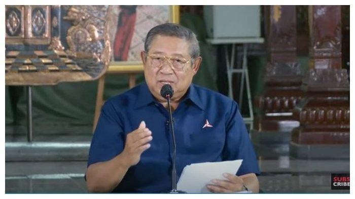 Elus Dada saat Sebut Nama Moeldoko, SBY Mengaku Malu dan Bersalah Pernah Berikan Jabatan