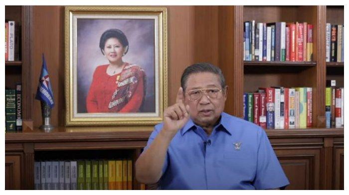 Dipecat dari Demokrat, Tri Yulianto Beberkan Sifat SBY: Kalau Mau Nabok Orang Tidak Langsung