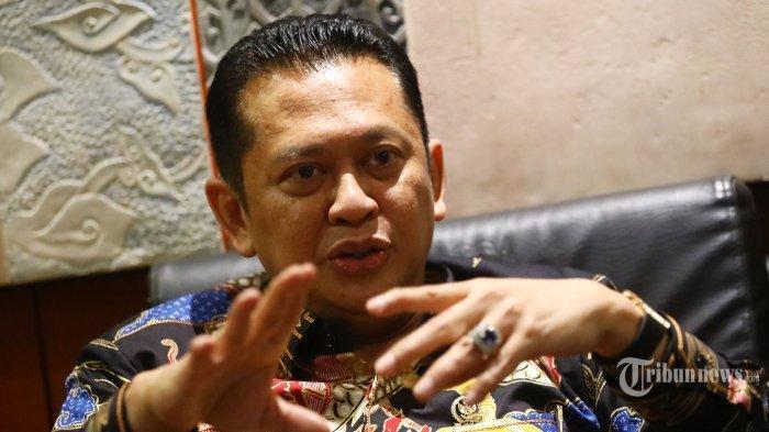 Ketua MPR Bambang Soesatyo Minta Jakarta Dilockdown untuk Cegah Penyebaran Covid-19 ke Wilayah Lain