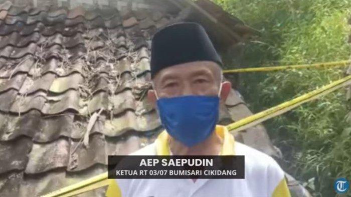 Ketua RT Ungkap Temuan Jenazah Wanita Tukang Kredit, Berawal Ada Gundukan Tanah Diendus Anjing