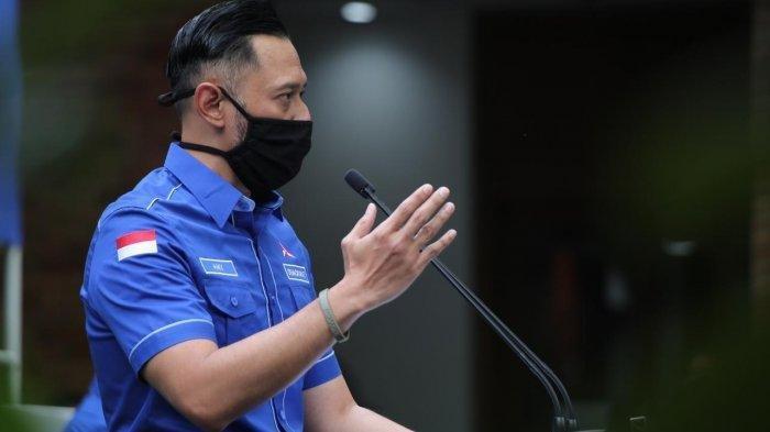 Ketua Umum Partai Demokrat Agus Harimurti Yudhoyono (AHY)