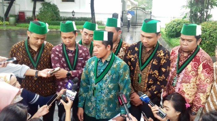 PB HMI Bertemu Presiden Joko Widodo di Istana? Apa Yang Dibahas?
