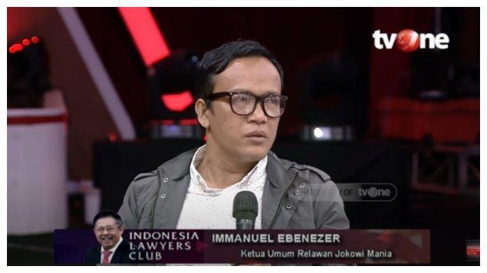 Dukung Hukuman Mati Juliari Batubara, Immanuel: Menteri-menteri yang Tertangkap Bicara Anti Korupsi