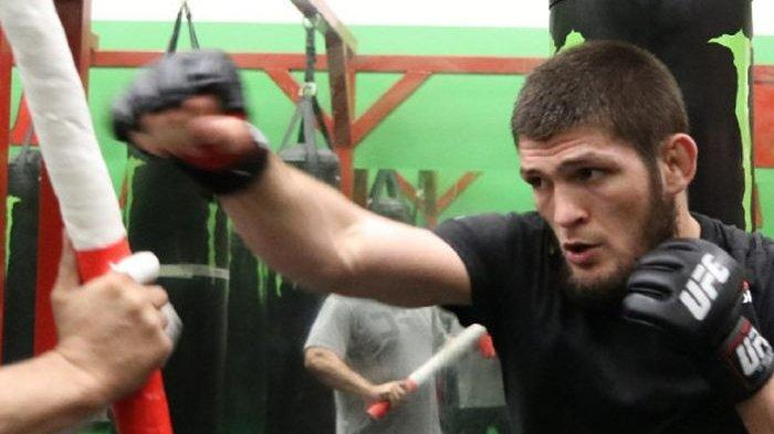 Petarung UFC Khabib Nurmagomedov Kecam Penembakan di Selandia Baru: Innalillahi Wa Innailaihi Rajiun
