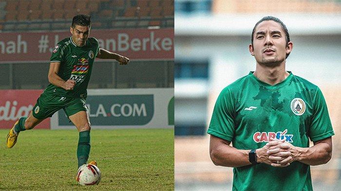 Fabiano Beltrame pada postingan Instagram @fabianobeltrame15 pada 13 April 2021 dan Kim Jeffrey Kurniawan pada postingan Instagram @kimkurniawan pada 11 April 2021. Kedua mantan pemain Persib Bandung yang masih disayangi Bobotoh.