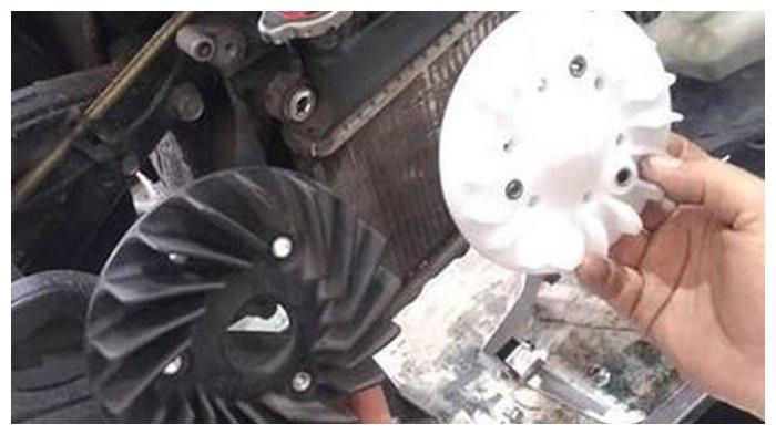 Penyebab Utama Adanya Bunyi Ngorok pada Motor Matic, Berikut Solusi untuk Mengatasinya