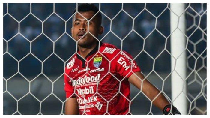 Kiper muda Persib Bandung, Aqil Savik