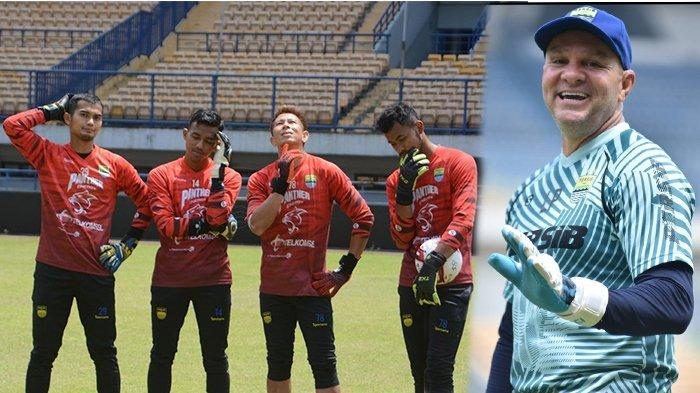 Siapa Mantan Kiper Persib Bandung Musim 2011/2012 yang Pernah Jaya di Persipura? Ini Jejak Kariernya