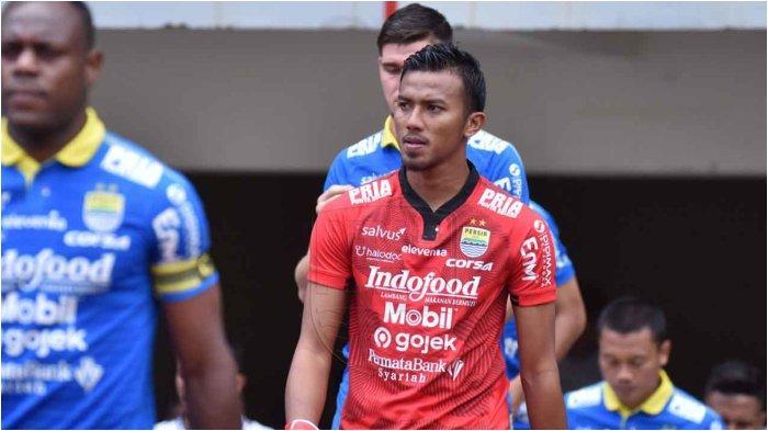 Kondisi Terkini Teja Paku Alam soal Cedera yang Dialami saat Pemanasan di Laga Persib Vs Arema FC