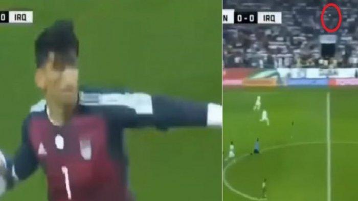 Lemparan Jarak Jauh Kiper Iran Viral di Medsos, Dulu Pernah Gagalkan Penalti Cristiano Ronaldo
