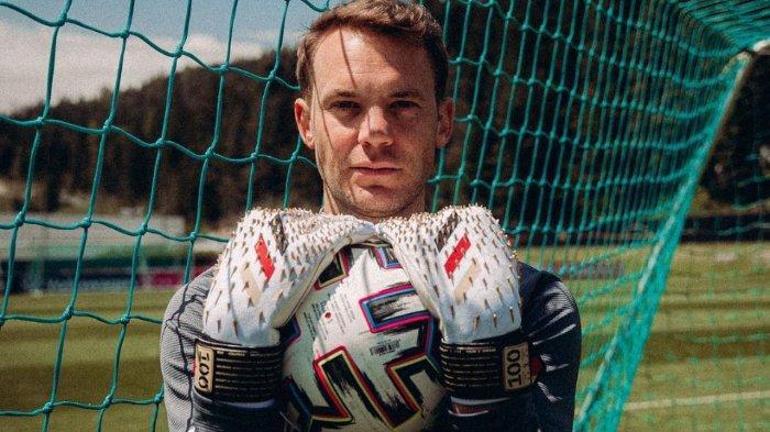 Jadwal EURO 2020 Inggris Vs Jerman, Manuel Neuer Ungkap Ambisinya Singkirkan The Three Lions