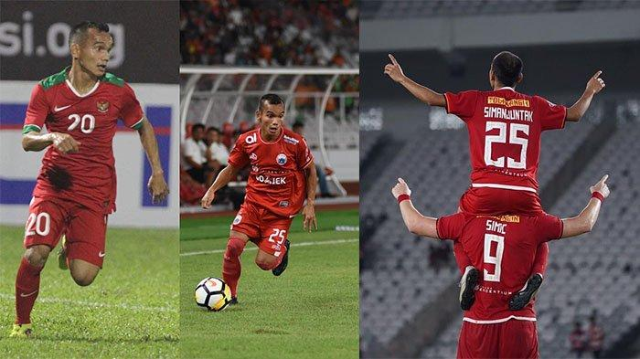 Riko Simanjuntak Timnas Indonesia dan Persija Jakarta (kiri) dan Riko-Simic (kanan) pada postingan Instagram @riko.smnjuntak pada 3 Juni 2018 dan 13 Desember 2019. Bayu Fiqri ingin berhdadapan dengan Riko Simanjuntak di Liga 1 2021.