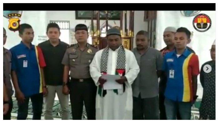 Video Klarifikasi Pria yang Ngamuk Tak Terima Diberi Sumbangan Seribu Rupiah di Indomaret