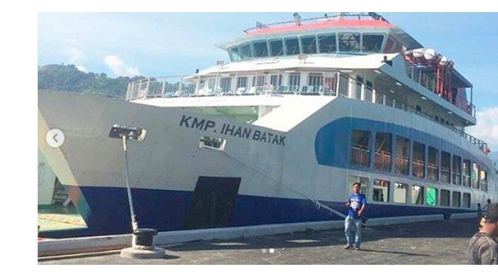 Hadirkan Layanan Transportasi di Danau Toba, ASDP Dukung Pariwisata dengan Luncurkan KMP Ihan Batak