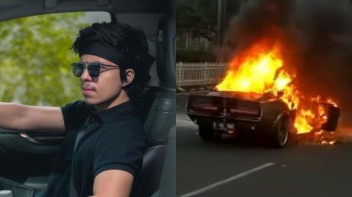 Atta Halilintar Klarifikasi soal Mobil Mustang yang Terbakar, Suami Aurel: Banyak yang Tag dan Tanya