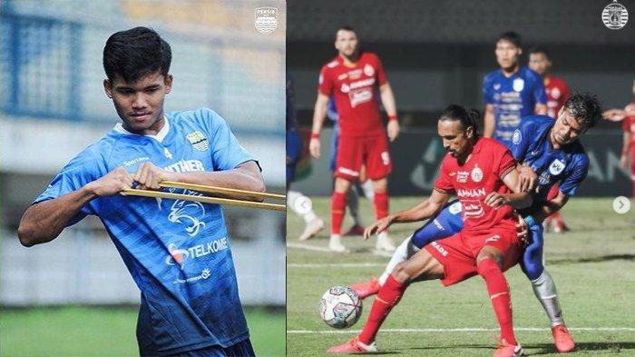 Alasan Bek Persib Bandung Bayu Fiqri Ingin Tampil Lawan Persija Jakarta di Liga 1 2021