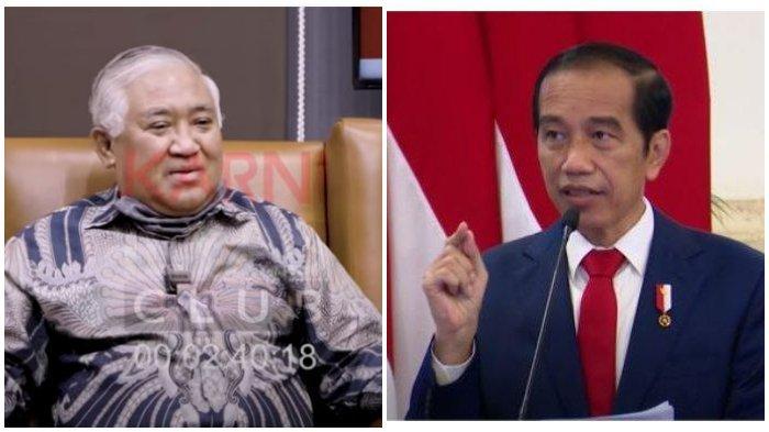 Soal Jokowi Minta Dikritik, Din Syamsuddin Sebut Hanya Basa-basi: Bebaskan Para Intelektual Kritis