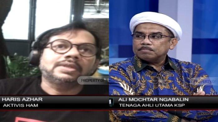 Ali Ngabalin Tak Salahkan Bintang Emon, Haris Azhar: Salah Negara Enggak Selesaikan Novel sejak Awal