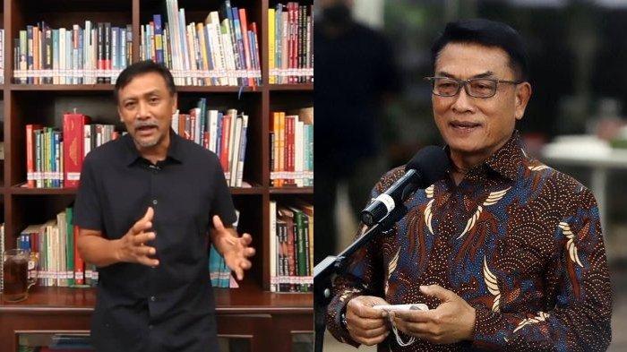 Pro-Jokowi Heran Moeldoko Dicatut Isu Kudeta Demokrat, Andi Mallarangeng Terbahak: Ini soal Uang