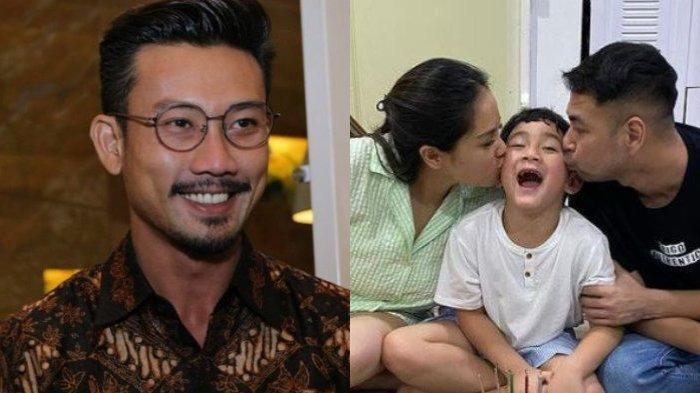 Denny Sumargo Curhat Pernah Cari Makan di Sampah, Nagita Slavina Tegur Rafathar: Bersyukur Makanya