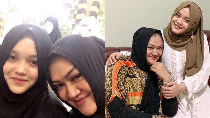 Putri Delina Kenang Almarhum Lina Jubaedah, Putri Sule Ungkap 2 Harapan untuk Mendiang Ibunya