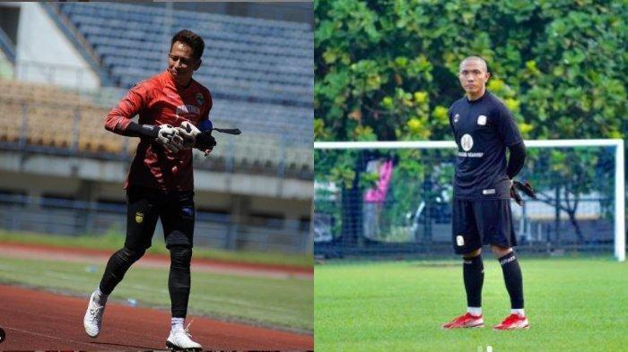 Persib Bandung Vs Barito Putera: Adu Tangguh I Made Wirawan dan Aditya Harlan, Berikut Statistiknya