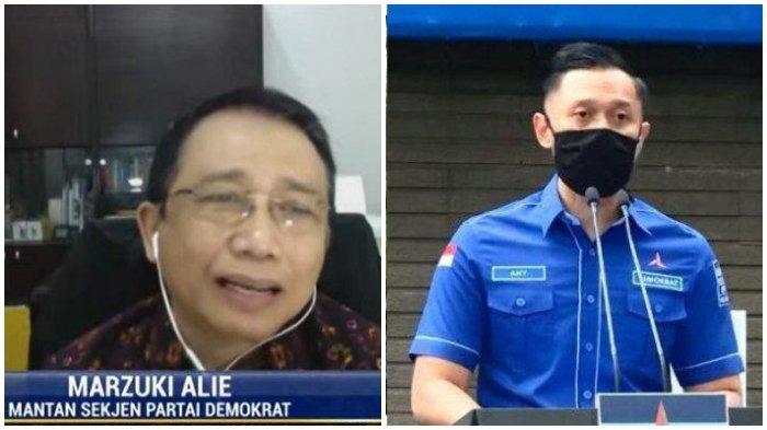 Sindir AHY, Marzuki Alie Minta Anak SBY Matangkan Pengalaman: Ini NKRI, Bukan Negara Pacitan