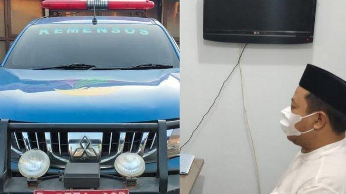 Sopir Mobil Rescue Dinsos yang Viral Tabrak Lari Pesepeda Ditangkap, Ternyata Bawa Kadinsos Takalar
