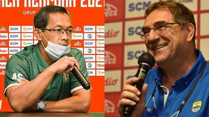 Prediksi Susunan Pemain Persib Bandung Vs Persebaya Surabaya di Piala Menpora, Farshad Jadi Starter?