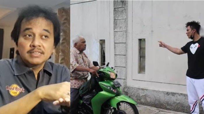 Komentari Sikap Baim Wong Upload Video Marahi Kakek Suhud, Roy Suryo: Di Situlah Titik Kritisnya