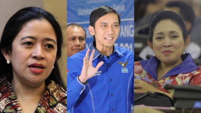 Lima Anak Mantan Presiden Ini Mencalonkan Diri sebagai Anggota Legislatif di Pemilu 2019