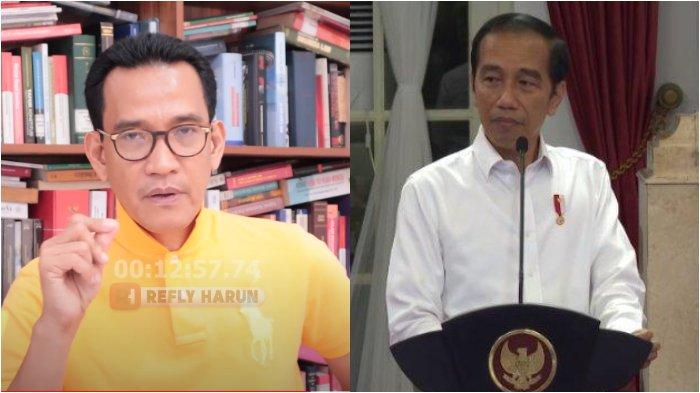 Akui Prediksinya Meleset soal Reshuffle Kabinet Jokowi, Refly Harun: Setelah Pilkada 2020